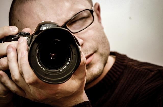 fotograf, foťák