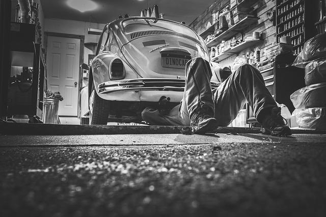 autoopravárenství