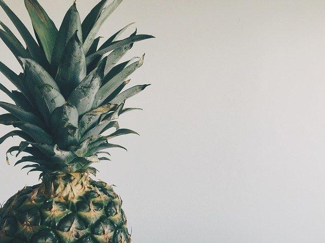 vršek ananasu