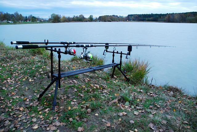 rybářské náčiní